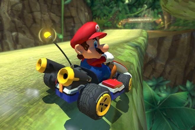 لعبة ماريو Mario Kart