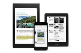 أمازون تُحدّث تطبيقها Kindle ليدعم تقسيم الشاشة على آيباد