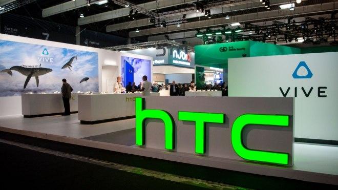 HTC تتكبد خسائر كبيرة في الربع الأخير من 2017