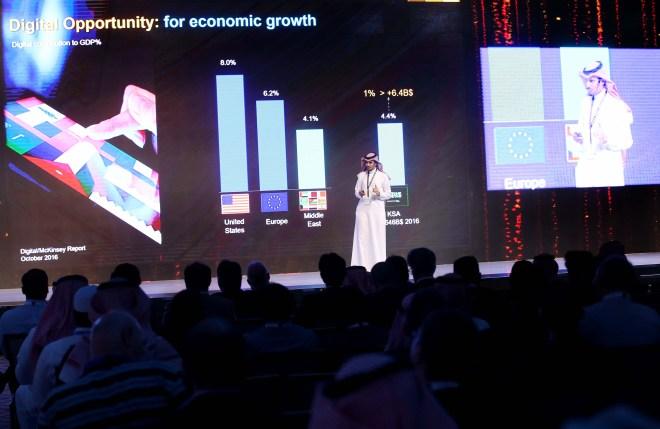 SAP KSA NOW 4 - المملكة تشهد إطلاق أول مركز عام للبيانات السّحابية بالتعاون مع شركة SAP