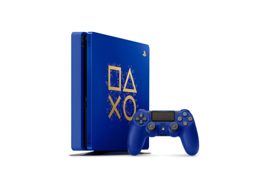 ps4 blue