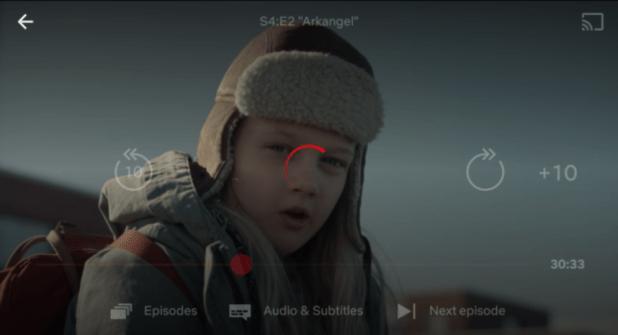تحديث تطبيق Netflix يأتي بمُشغّل فيديو جديد وأكثر