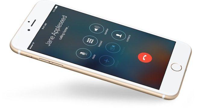 iphone 7 call 800x436 - شركة آبل تعترف بوجود مشاكل في الميكروفون الخاص بجوالاتها آيفون 7 و7 بلس