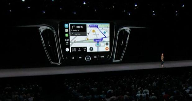 WWDC18 : نظام iOS 12 يتيح دعم تطبيقات الطرف الثالث على CarPlay