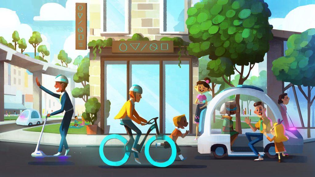 Lyft ستوفر خدمة مشاركة الدراجات الهوائية والسكوتر عبر تطبيقها