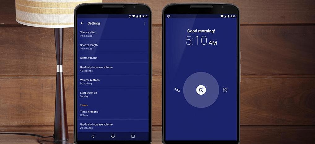 تطبيق Clock من قوقليدعم الآن التنبيه بواسطة سبوتيفي