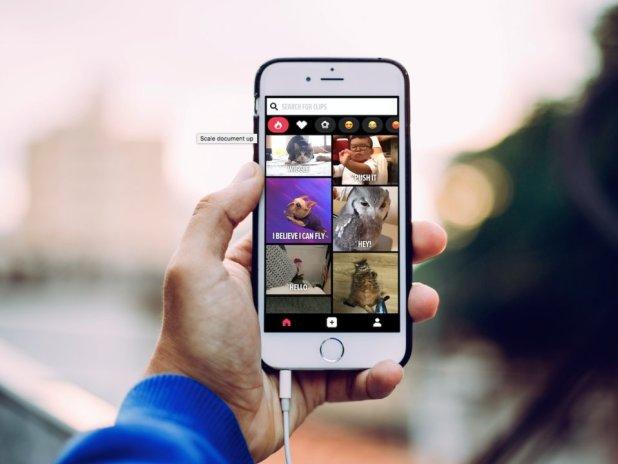 سناب شات توفر خاصية صور الموسيقى المتحركة Musical GIF على منصتها