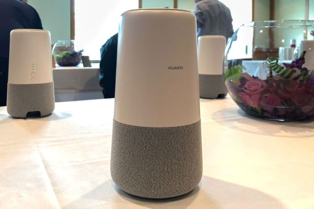 IFA 2018 : هواوي AI cube رواتر 4G وسماعة مدعومة بمساعد أليكسا الصوتي
