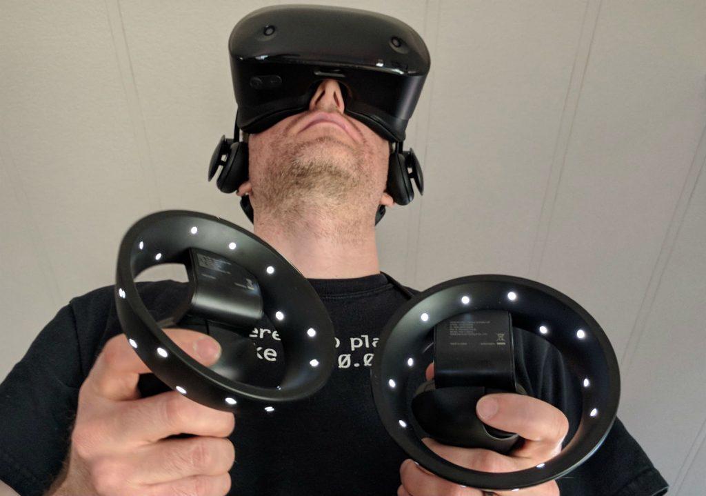 سامسونج تستعد لإطلاق نظارة الواقع +Odyssey