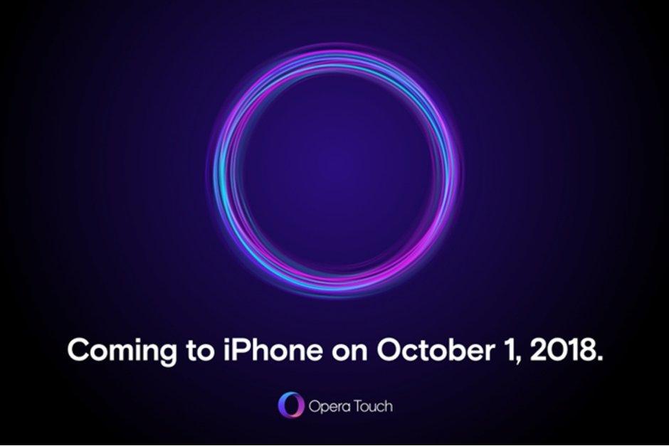 متصفّحOpera Touch قادم على آيفون الشهر القادم