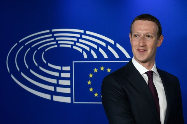 الاتحاد الأوروبي قد يُغرّم فيسبوك 1.63$ مليار على إثر الاختراق الأخير