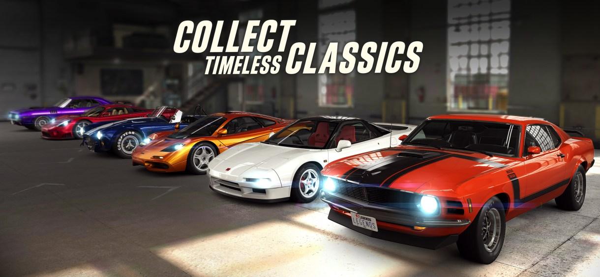 تحديث لعبة السباقاتCSR Racing 2 بإضافة 16 سيارة جديدة