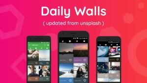 الآن تطبيق الخلفيات والتخصيص Wallzy Pro متاح مجًانًا ولفترة محدودة