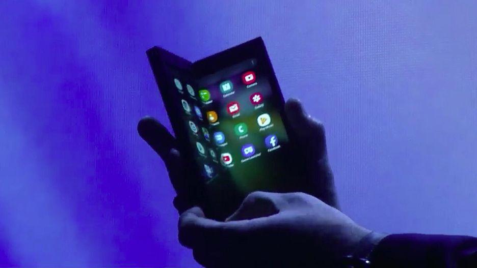 سامسونج ستطلق هاتفها القابل للطي في مارس بعد إطلاق هاتف جالاكسي S10