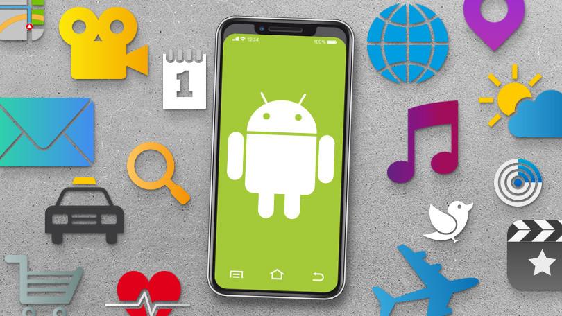 المجموعة الأولى: مختارات عالم التقنية لأفضل تطبيقات أندرويد لعام 2018