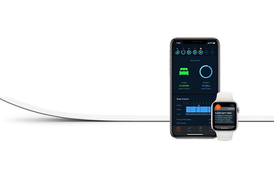 شركة آبل تطلق نسخة Beddit 3.5 من سوار تعقب النشاطات أثناء النوم