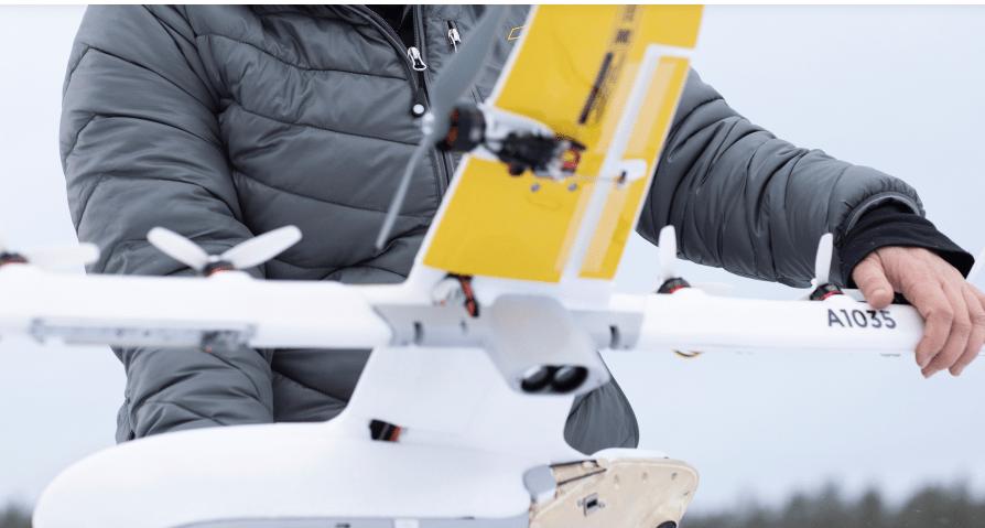 مشروع Wing من ألفابت لطائرات التوصيل السريع يبدأ رحلته في أوروبا منتصف 2019