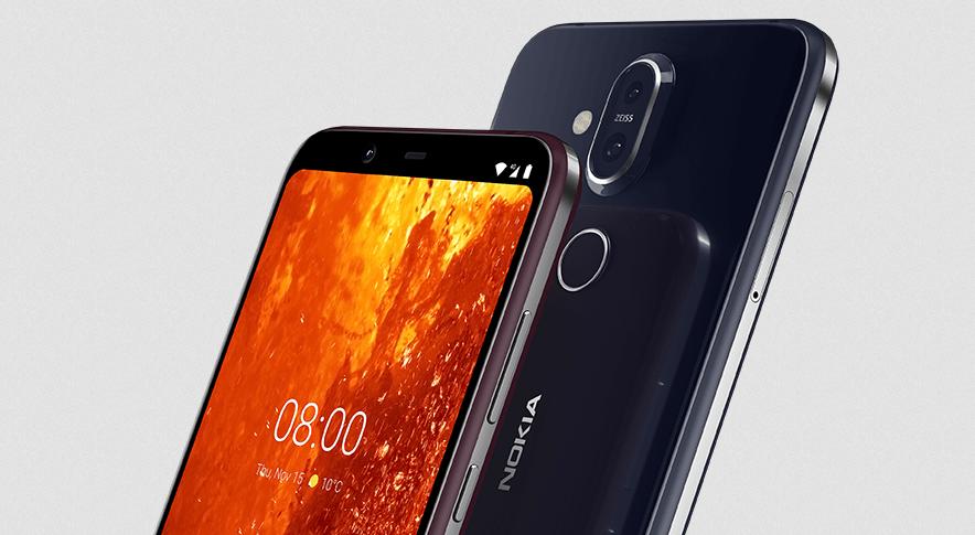 الكشف عن هاتف نوكيا 8.1 مع مستشعر كاميرا Zeiss وشاشة PureDisplay