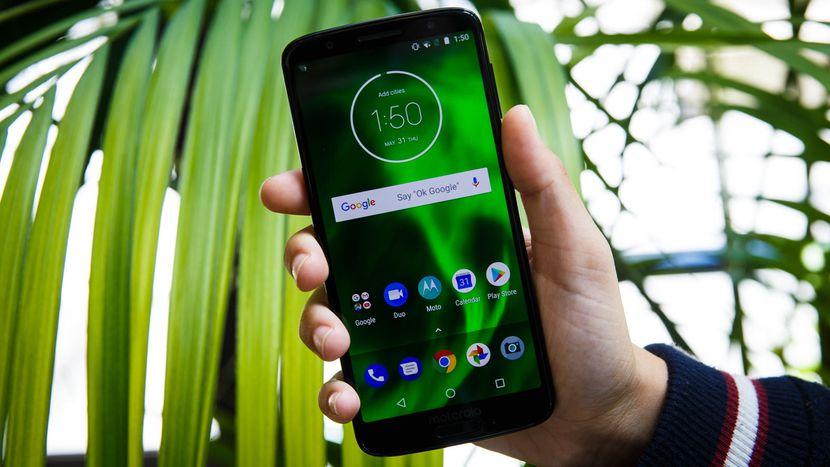 موتورولا ستطلق هاتف Moto G7 Power ببطارية 5000 ملي أمبير العام القادم