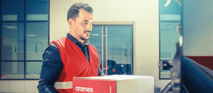 أرامكس تعلن عن منصة