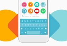 لوحة مفاتيحFleksy تأتي بمزايا جديدة وتتكامل معGiphy