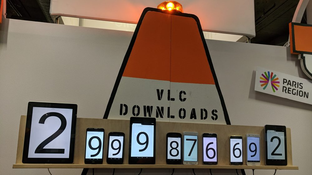 مُشغّل الوسائطVLC يتجاوز 3 مليار عملية تنزيل وقريبًا سيدعمAirPlay و VR