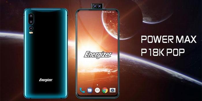 MWC19: شركة Energizer تكشف عن هاتف مع بطارية 18,000 ملي أمبير