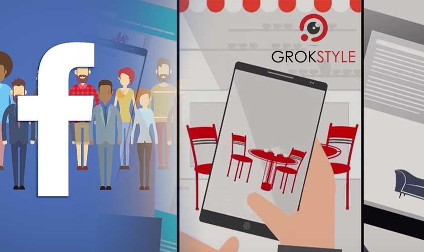فيسبوك تستحوذ على شركة الذكاء الاصطناعي GrokStyle المتخصصة في التسوق عبر الكاميرا