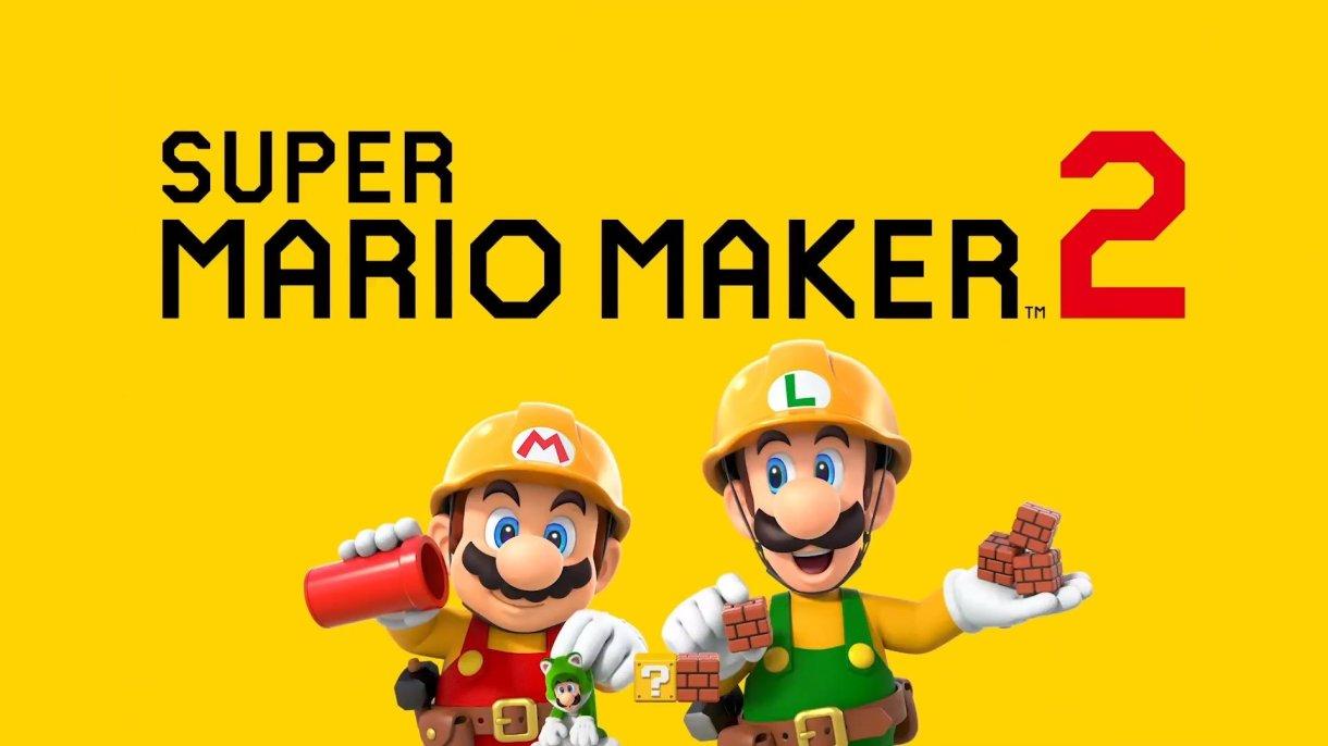 لعبة سوبر ماريو ميكر 2 تصل نينتندو سويتش في يونيو القادم
