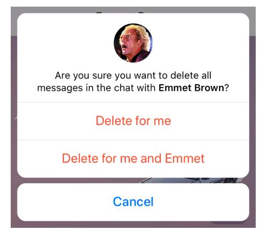 تحديث تيليجرام يدعم الآن إلغاء إرسال الرسائل التي تلقيتها وأكثر