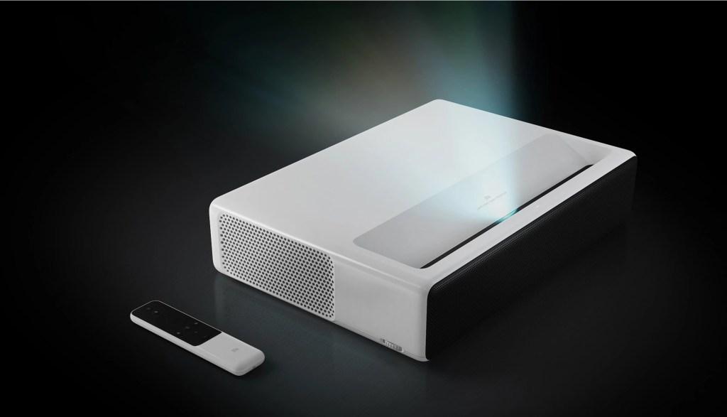 جهاز العرض الضوئي بالليزر Mi Laser Projector