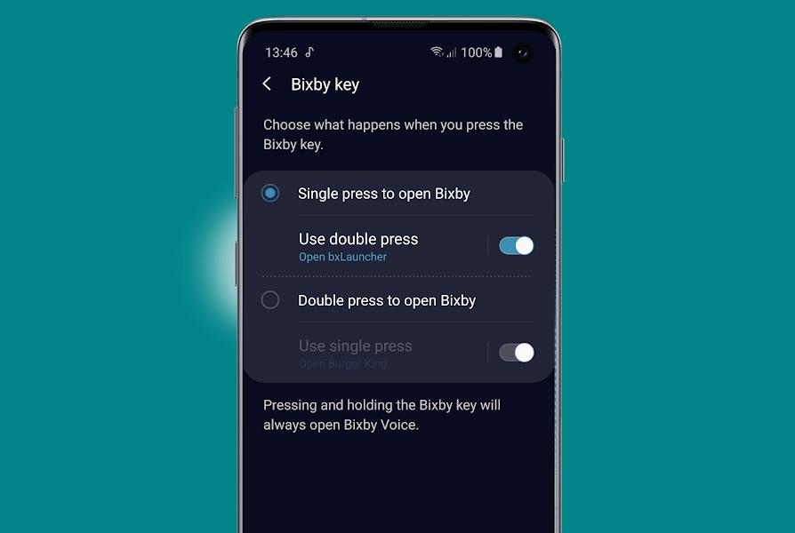 تطبيق bxLauncher لتخصيص زر Bixby على أجهزة جالاكسي