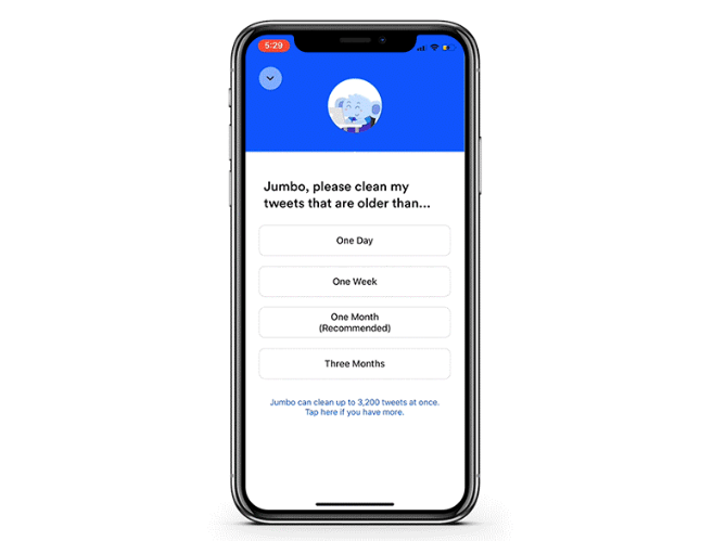 The new Jumbo app is a powerful and powerful iOS supporter