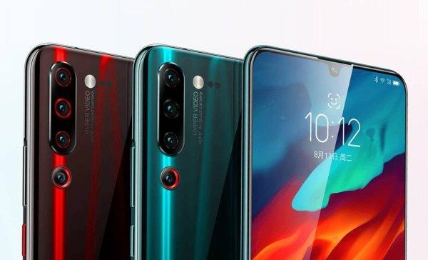 لينوفو تكشف عن هاتف Lenovo Z6 Pro رسمياً