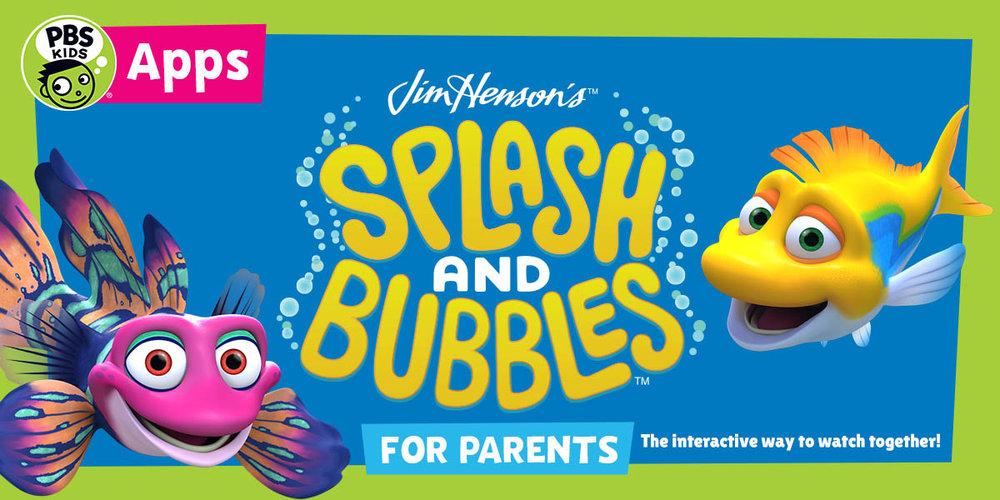تطبيق Splash and Bubbles for Parents لاستكشاف علوم المحيطات مع العائلة