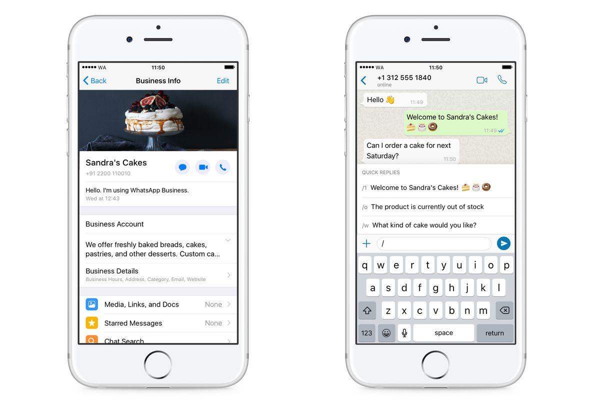 تطبيق واتس آب للأعمال متاح الآن لجميع مستخدمي iOS