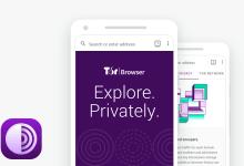 إطلاق الإصدار الأوّل والمستقر من متصفّح Tor على أندرويد