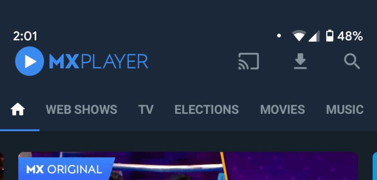 تطبيق MX Player على أندرويد يدعم أخيرًا الكروم كاست