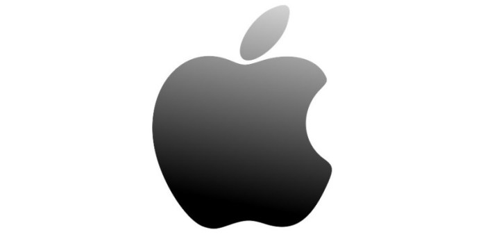 Apple is developing the first virtual reality helmet with a cooling fan at an exorbitant price - Apple logo