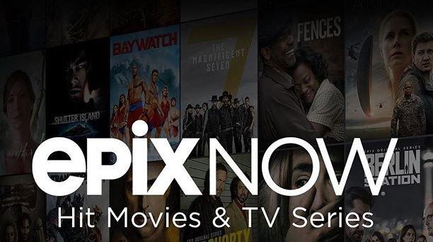 خدمة البث Epix Now تتوفّر الآن على أندرويد TV