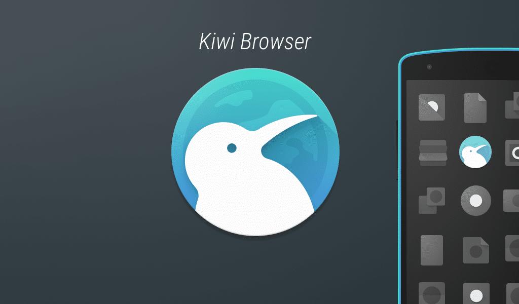 عودة متصفّح Kiwi بعد إزالته على خلفية تشغيله يوتيوب في الخلفية
