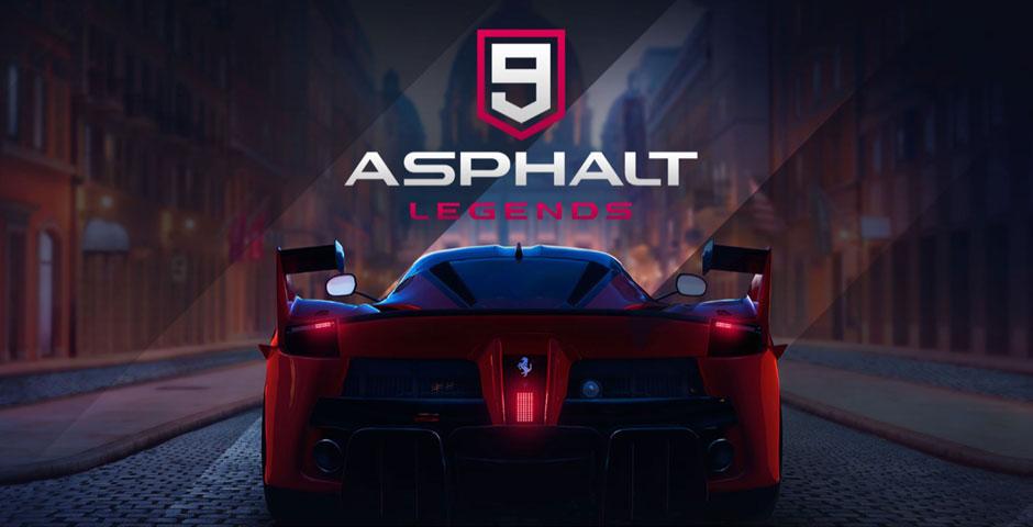 لعبة Asphalt 9: Legends في طريقها إلى نينتندو سويتش