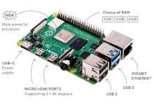 الإعلان عن حاسوب Raspberry Pi 4 مع رام تصل 4 جيجا بايت وسعر يبدأ من 35$