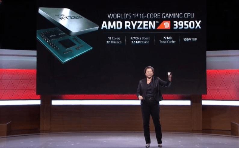 AMD تعلن عن أول معالج ألعاب في العالم مدعوم بـ 16 نواة
