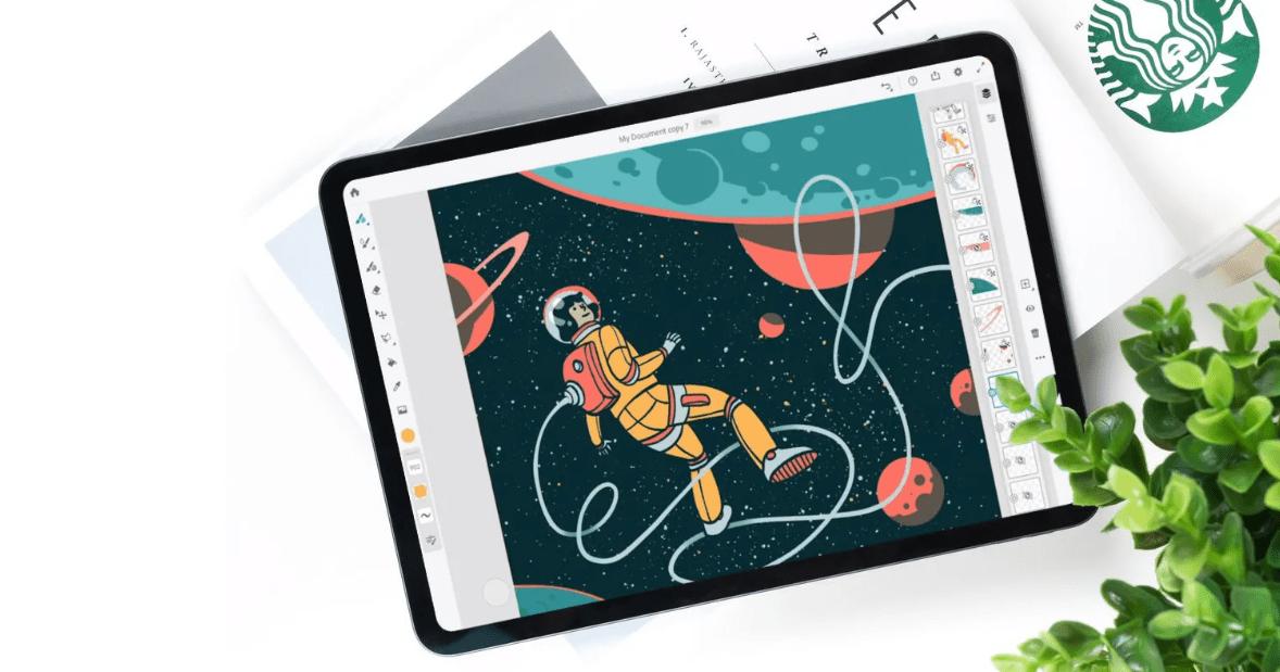 Adobe Fresco: أحدث تطبيق من أدوبي للرسم والطلاء على أجهزة الآيباد