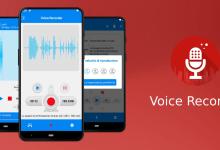 Voice Recorder: مُسجّل ومُحرر صوت جديد على أندرويد