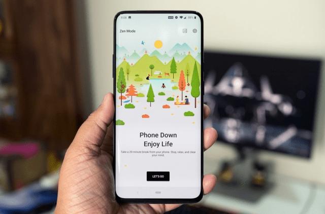 تطبيق Zen Mode أصبح يدعم هاتفي ون بلس 6 و 6T