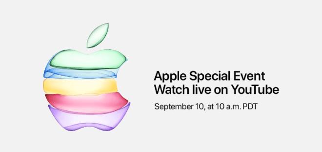 مؤتمر آبل للكشف عن آيفون 11 سيُبث لأول مرة على يوتيوب