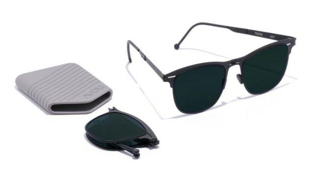 النظارات الشمسية الأنحف في العالم: Roav