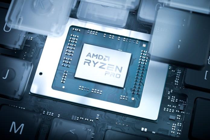 AMD launches Ryzen Pro 4000 series processors